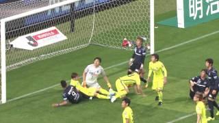 2017年4月7日(金)に行われた明治安田生命J1リーグ 第6節 G大阪vs広...