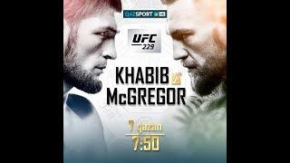 UFC 229. Хабиб Нурмагомедова (Россия) – Конор МакГрегор (Ирландия). Превью боя
