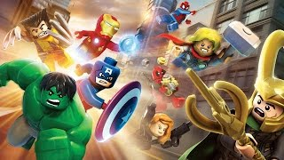 CGR Undertow - LEGO MARVEL SUPER HEROES review for Nintendo Wii U