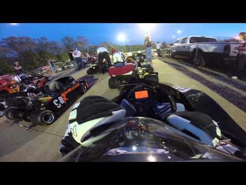 Dawgwood Speedway - 4/12/14 (Amature Class)