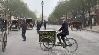 Paris 1900 - The City of Lights