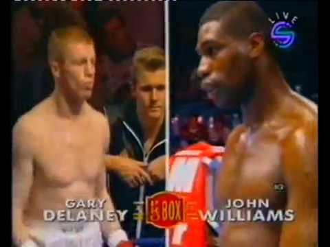 Garry Delaney vs John Williams