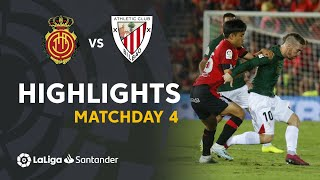 Highlights RCD Mallorca vs Athletic Club (0-0)