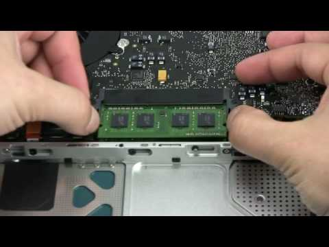 How to add ram to macbook air 13