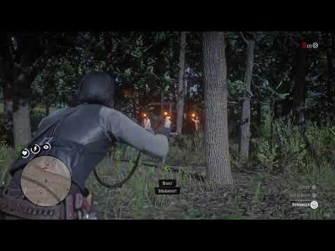 Red Dead Redemption 2 - Killing The KKK