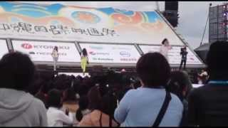 沖縄国際映画祭 2014 ちゅらイイ GIRLS UP!ステージ 2014年3月22日(土) ...