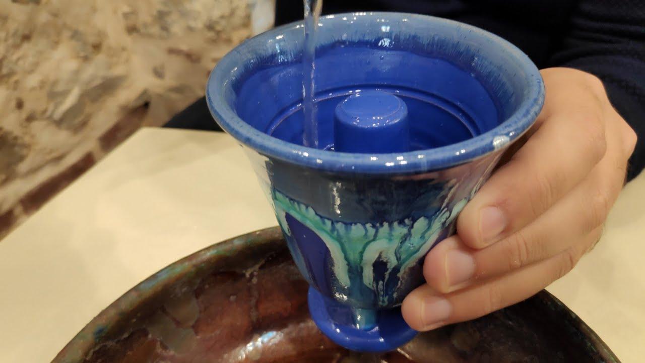 Η κούπα του πυθαγόρα? Βρείτε το στο κανάλι μας Sifounios Pottery
