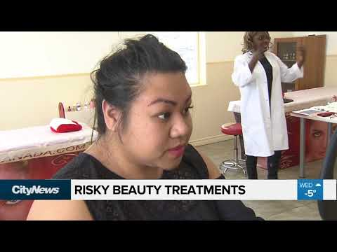 Risky beauty procedures virtually unregulated