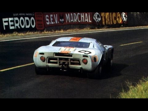 ford gt40 mk2 1966 amazing sound