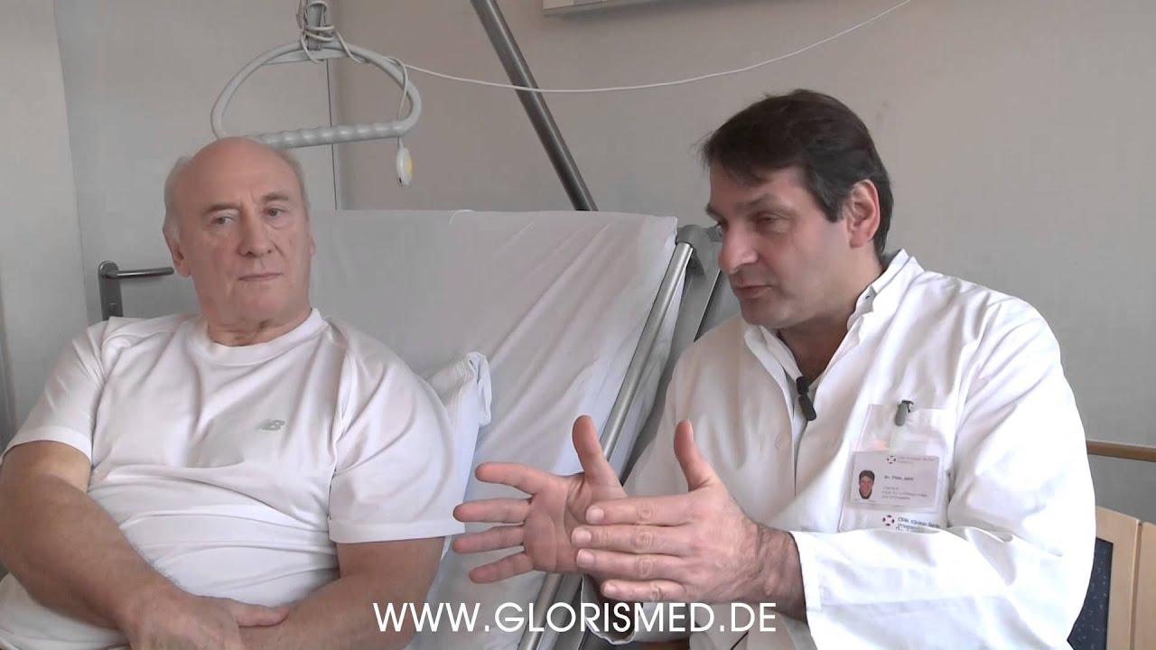 Операция на тазобедренный сустав в германии опухающие суставы
