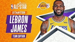 Best Plays From All-Star Captain LeBron James | 2020-21 NBA Season