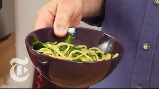 Pasta With Anchovies and Arugula | The New York Times