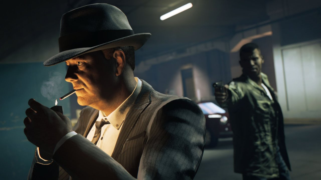 Mafia III — захватывающий квест в Нью-Бордо — E3 2016.