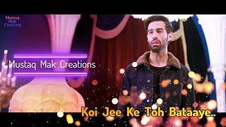 Aankhon Me Aansu Leke | Status Video | Ek Haseena Thi Ek Deewana Tha