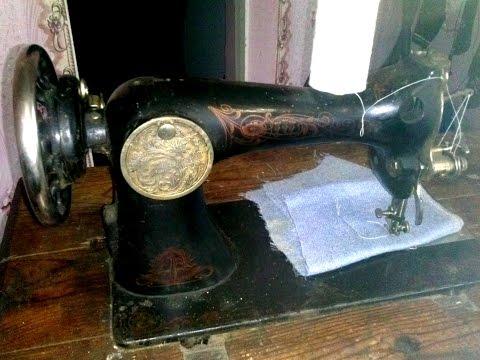 Швейная машинка / Как пользоваться