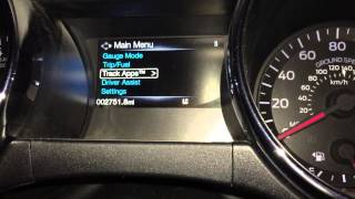2015 mustang gt launch control