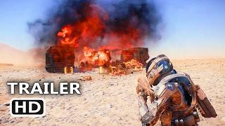 PS4 - Mass Effect Andromeda : Combat Gameplay Trailer