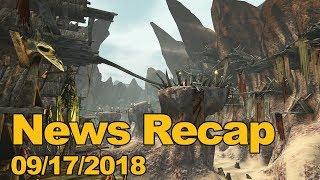 MMOs.com Weekly News Recap #165 September 17, 2018