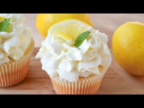 Лимонные кексы ☆