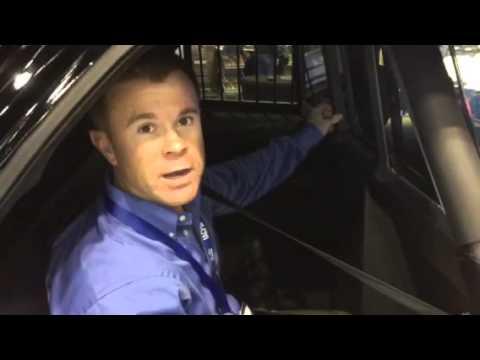 Setina Police Interceptor SUV Utility Prisoner Transport System: Rear Seat,  Partition Cage, & more