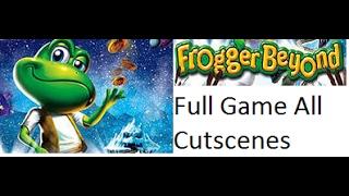 Frogger Beyond All Cutscenes
