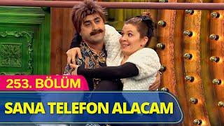Sana Telefon Alacam - Güldür Güldür Show 253.Bölüm