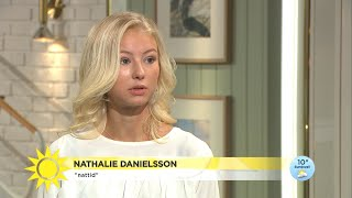 "Nathalie Danielsson om mobbingen: ""Jag ville ta livet av mig"" - Nyhetsmorgon (TV4)"