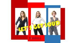 StarGirls - Let's Get Loud (JLo cover)