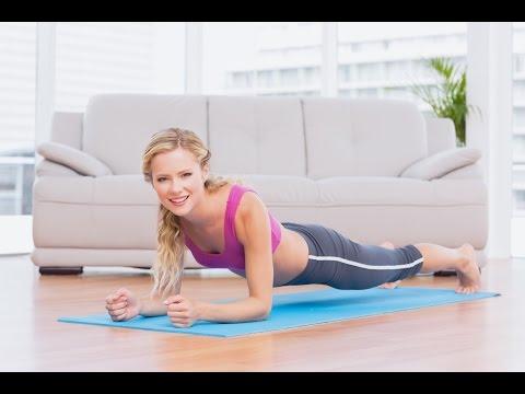Упражнение планка: как делать? Фото - Woman's Day