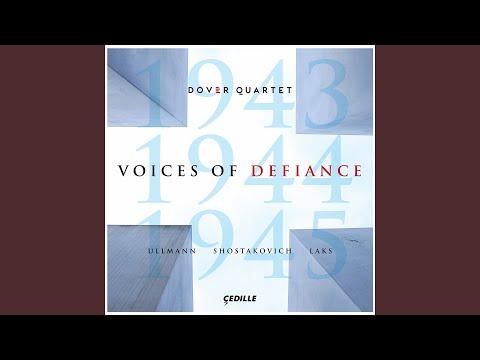 String Quartet No. 3: I. Allegro quasi presto