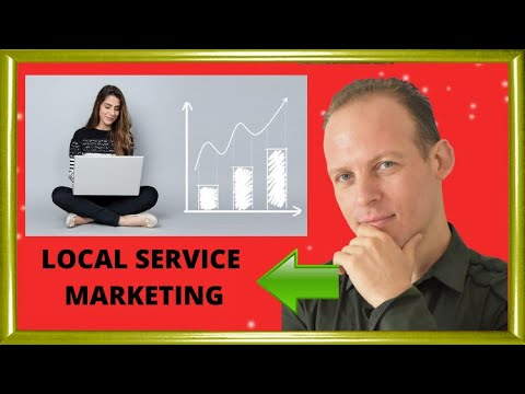 Marketing a local service business tutorial: effective strategies, tips and ideas to get customers thumbnail