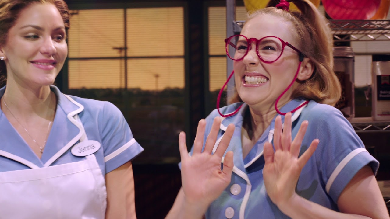 1 22 MB) Waitress The Musical | Official West End Trailer, Download