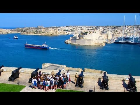 Grand Harbour - Port of Valletta, Malta