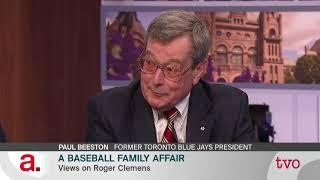A Baseball Family Affair