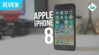 Apple iPhone 8 - Review en español