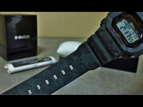 Casio GW-M5610 NV-2 Navy Review