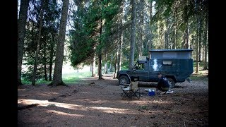 Mercedes G offroad expedition Bulgaria 2017