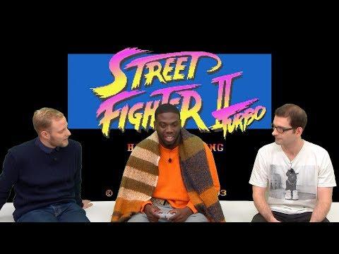 Youtube: Besto Friendo: Dinos raconte la création d'Imany Deluxe en jouant à Street Fighter II – CLIQUE TV