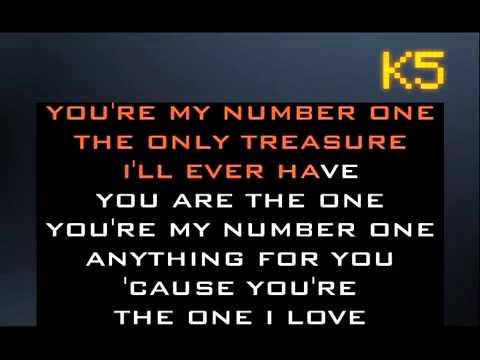 Helena Paparizou   Number one KARAOKE Lyrics