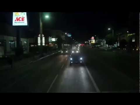 Cobra Kai Johnny driving scene