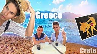 Ed Show | Греция остров Крит | VLOG часть 1(Не пропусти 2 и 3 часть влогов про поездку на остров Крит: 2 часть: https://youtu.be/VWySsCjL72M 3 часть: https://youtu.be/NdKz0e-eHFc..., 2015-07-21T14:37:38.000Z)
