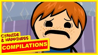 Download Cyanide & Happiness Compilation - #11 Mp3 and Videos