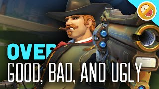 GOOD, BAD, AND UGLY BRAWL! Overwatch Gameplay w/ NVIDIA GeForce® GTX 1060
