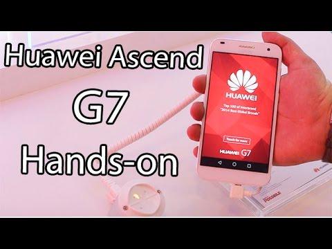 huawei Ascend G7   Review   Hands On   Português