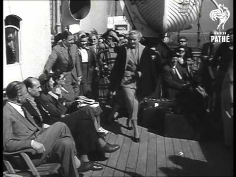 Ship's Fashion Parade (1949)