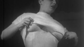 1940's Peeping Toms with Betty Blue Vintage Video