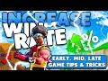Win More Games! | Early, Mid, Late Game Tips & Tricks | Improve Win Rate | Fortnite Battle Royale