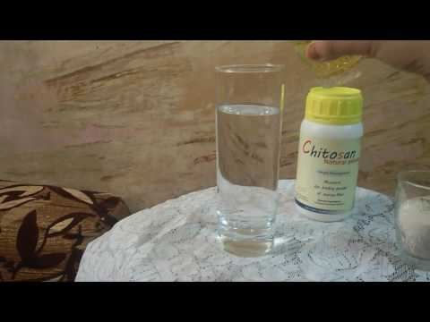 Chitosan for weight loss