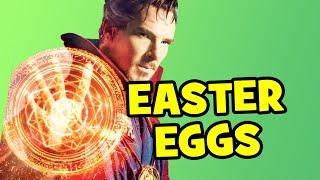 Doctor Strange EASTER EGGS, References & SECRET CAMEOS