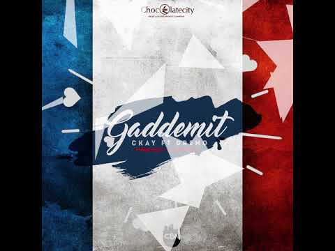 CKAY - GADDEMIT (FRENCH VERSION) | OFFICIAL AUDIO